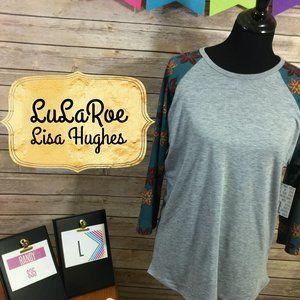 LuLaRoe L Randy Tee Shirt.